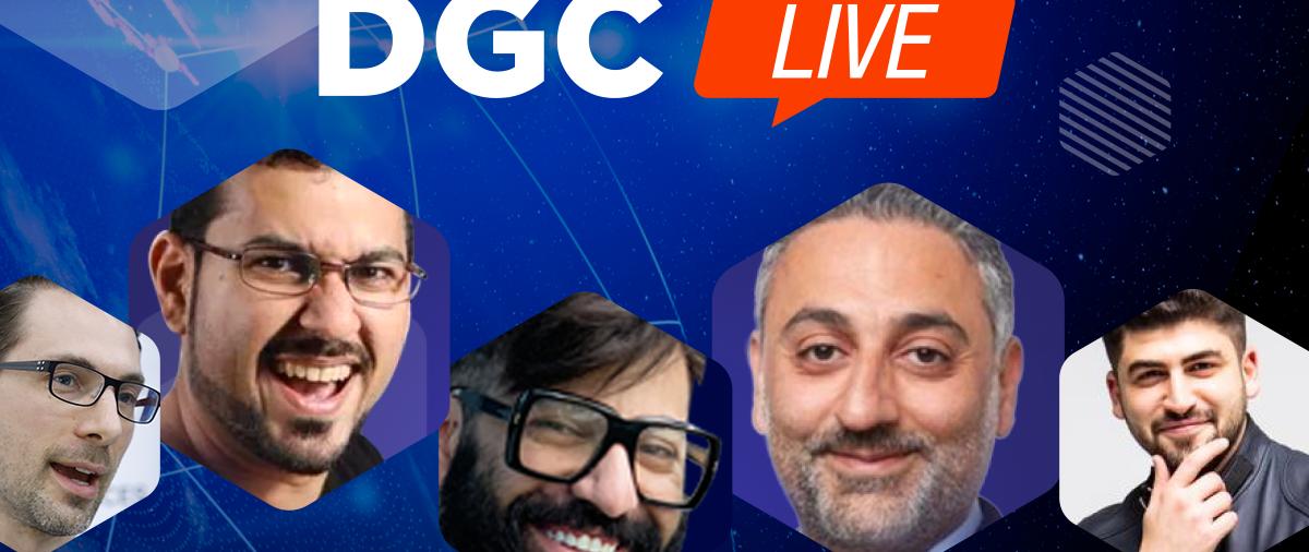 Speaking Opportunity for BGA Members: DGC Live