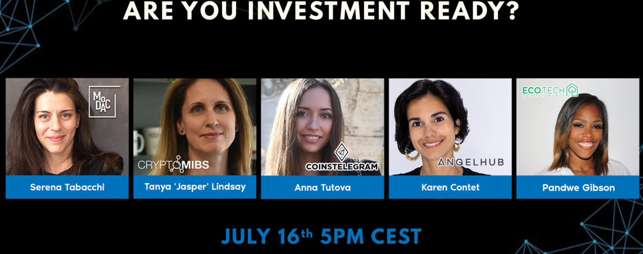 Investing in Blockchain Games today: Are you investment ready? — Women Series — Part 6