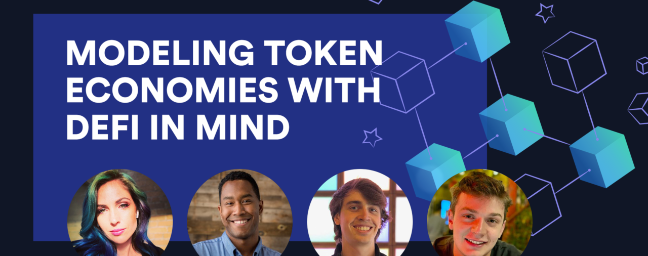 Panel on Modeling Token Economies with DeFi in Mind