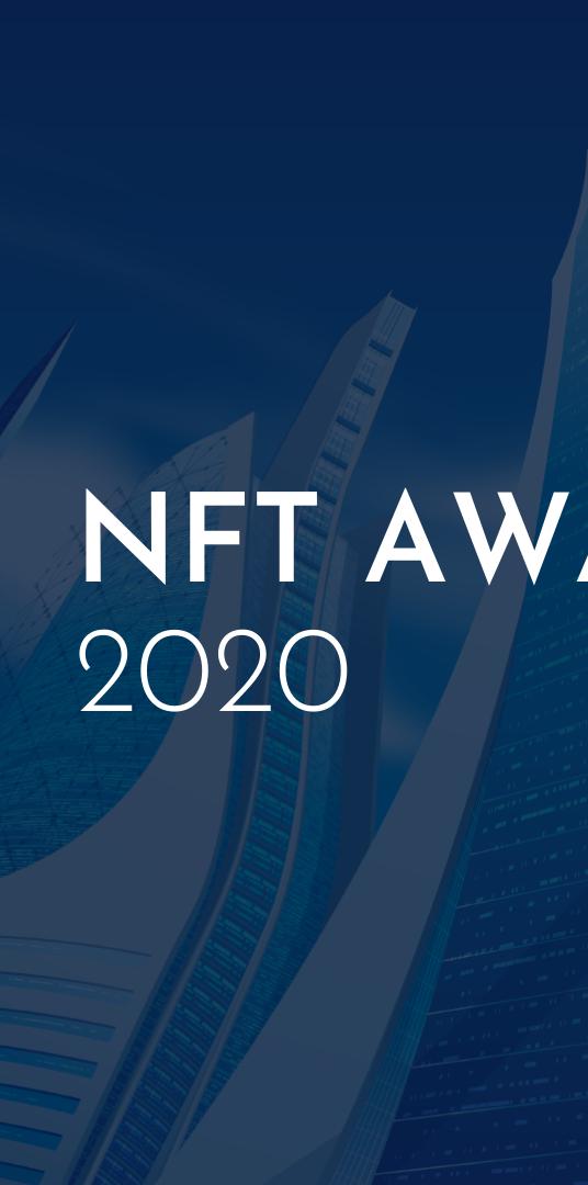 Nominate your best NFTs for the 1st Annual NFT Awards until November 13!