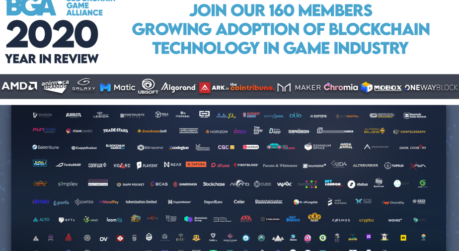 2020 Year in Review of the Blockchain Game Alliance