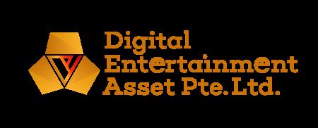DigitalEntertainmentAssetDEAP logo