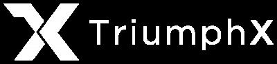 triumphX_horizontal_logo_W - Kay Ro